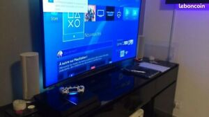 Sony PlayStation 4 750 Go Console - Noire