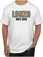 Lonzo Ball T-Shirt - LONZO NUFF SAID New Orleans Pelicans NBA Uniform Jersey #0