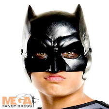Batman Boys Mask Dawn of Justice Film Fancy Dress Childs Costume Accessory New