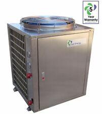 Cool Energy 6-17kW Mitsubishi Inverter - Air Source Heat Pump - Water Heater