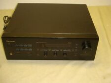 NAKAMICHI AV-8 HARMONIC TIME ALIGNMENT SURROUND SOUND RECEIVER - READ!!