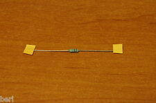 Résistance 1GΩ = 1 Giga-ohms = 1000 Mohms = 1Gohm neuve 0,25W resistor new