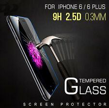 Premium Real Screen Protector Tempered Glass Protective Film For iPhone6/6S