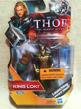 Thor The Mighty Avenger King Loki Figure Factory Sealed!