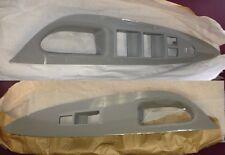 2007/2008 Infiniti G35 SEDAN OEM Front Door Pull Handle Bezel - Set of 2 - GRAY