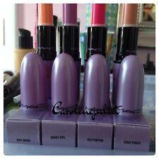 Mac Osbourne Collection -All 4 Lipsticks