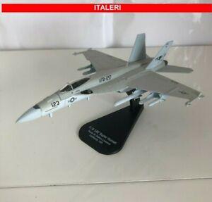 AEREI MILITARI ITALERI 1:100 AEREO MILITARY AIRCRAFT F/A-18E Super Hornet 48140