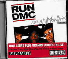 RUN DMC - Live At Montreux 2001  [CD]    NEU+VERSCHWEISST/SEALED!