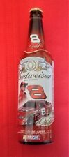 Dale Earnhardt Jr, empty budweiser bottle 22 oNascar collectible #8 upc 01847820