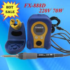 FX-888D Digital Thermostatic Soldering Station/Solder Elec Soldering Iron welder