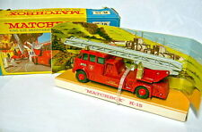 Matchbox Kingsize K-15 Merryweather Fire Engine mit Box