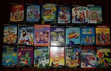 Huge Hanna-Barbera 20 DVD Set Collection! VOD! Scooby Doo! Top Cat! Paw Paws!