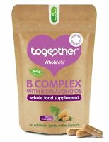 Together Wholevits - Vitamin B Complex With Bioflavonoids 30 Capsules