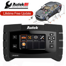 Automotive Full System OBDII Diagnostic Scanner ABS SRS SAS EPB BCM Scan Tools