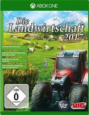Landwirtschaft 2017 - Die Simulation - Xbox One