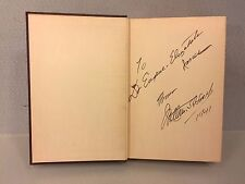 And All Points West! William S Hart 1st Edition 1940 Signed by Author Lacotah Pr
