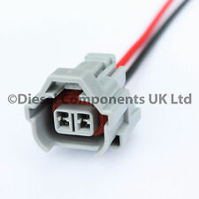Top Slot Injector Plug For Denso Nippon. Pre-Wired For Easy Fitting