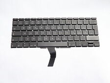 "Orginal a1370 Apple MacBook Air 11.6"" Teclado Keyboard QWERTZ alemán 2011"