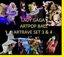 LADY GAGA ARTRAVE ARTPOP BALL CONCERT 1300+ PHOTOS CD LIVE TOUR SET 3 + 4