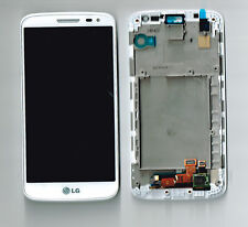 DISPLAY LCD TOUCH SCREEN COMPLETO PER LG OPTIMUS G2 MINI D620 D620N BIANCO WHITE