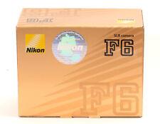 Nikon F6 Gehäuse/body #21082