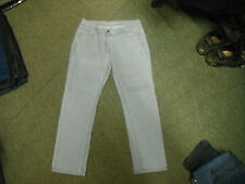 """Marks & Spencer Straight Leg Jeans W36"""" L28"""" Faded Light Blue Ladies Jeans"""