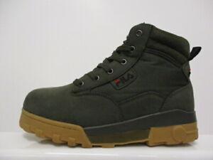 Fila Grunge Low Mens Boots UK 6.5 US 7.5 EUR 40 REF 3401*