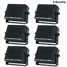 LOT OF (6) NEW PYRAMID CB1000 Communications Extension Speaker