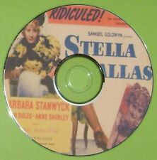 DRAMA 54: STELLA DALLAS 1937 King Vidor Barbara Stanwyck, John Boles