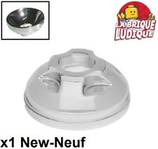 Lego - 1x Dish disque phare réflecteur lumière Light Reflector ref x85 NEUF