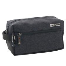 Hedgren Walker Mash Toiletary Bag for Travel, Asphalt