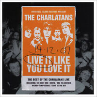 Charlatans, The - Live It Like You Love It Colored R (Vinyl 2LP - EU - Original)
