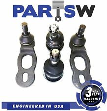 4 Pc Front Suspension Kit for Lincoln Town Car Mercury Grand Marquis Ball Joints