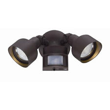 Acclaim LED 24W FloodLight 2-Light Outdoor Motion Fixture Bronze 3000K LFL2ABZM