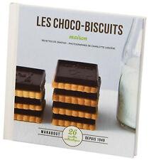 Livre de recettes : les choco-biscuits maison par Orathay collection marabout