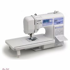 Computerized Sewing Machine Quilting Stitches Presser Feet Font Accessories New