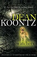 Watchers, Paperback by Koontz, Dean R., Brand New, Free shipping in the US