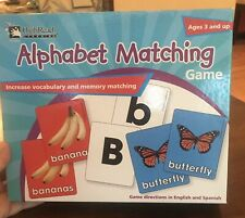 High Reach Learning Alphabet Matching Upper & lowercase letters game Euc