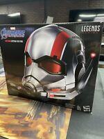 Hasbro Marvel Avengers Legends Series Ant-Man Electronic Helmet, New Sealed