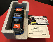 2017 Christopher Bell Champion #4 JBL Tundra Autographed Lionel 1/24 COA of 108