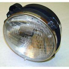 Jeep Wrangler Tj 97-06 Headlight Assembly W/ Bulb Rh  Passenger  X 12402.04