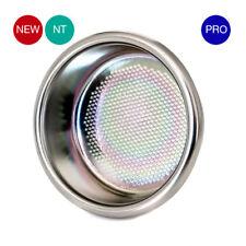 IMS Pro Barista Nano Filter Basket - 12or14or17or21g - Ridgeless IMS Flat Bottom