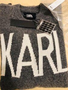 KARL LAGERFELD Damen Cashmere Sweater M