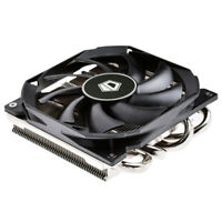 ID-COOLING IS-30 for Mini-ITX and HTPC Systems Low-Profile CPU Cooler Ultra T9T4