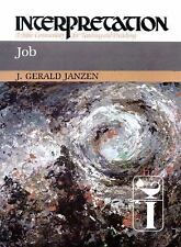 Job: Interpretation: A Bible Commentary for Teaching and Preaching (Hardback or