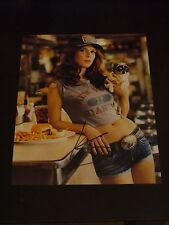 Kristen Wiig In Person Hand Signed Gorgeous And Extremely Sexy GQ 8x10 With COA