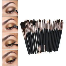 20pcs Professional Eye Brushes Sets Makeup Foundation Brushes Eyeshadow Brushes