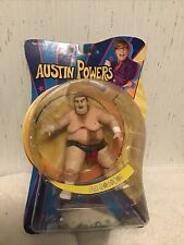 Austin Powers Fat Bastard Mezco Action Figure In Package Free Shipping