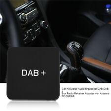Digital DAB+ RECEIVER Radio Empfänger Adapter + Antenne for Android Autoradio