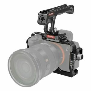 SmallRig Professional Camera Cage Kit for Sony Alpha 7S III 3181B